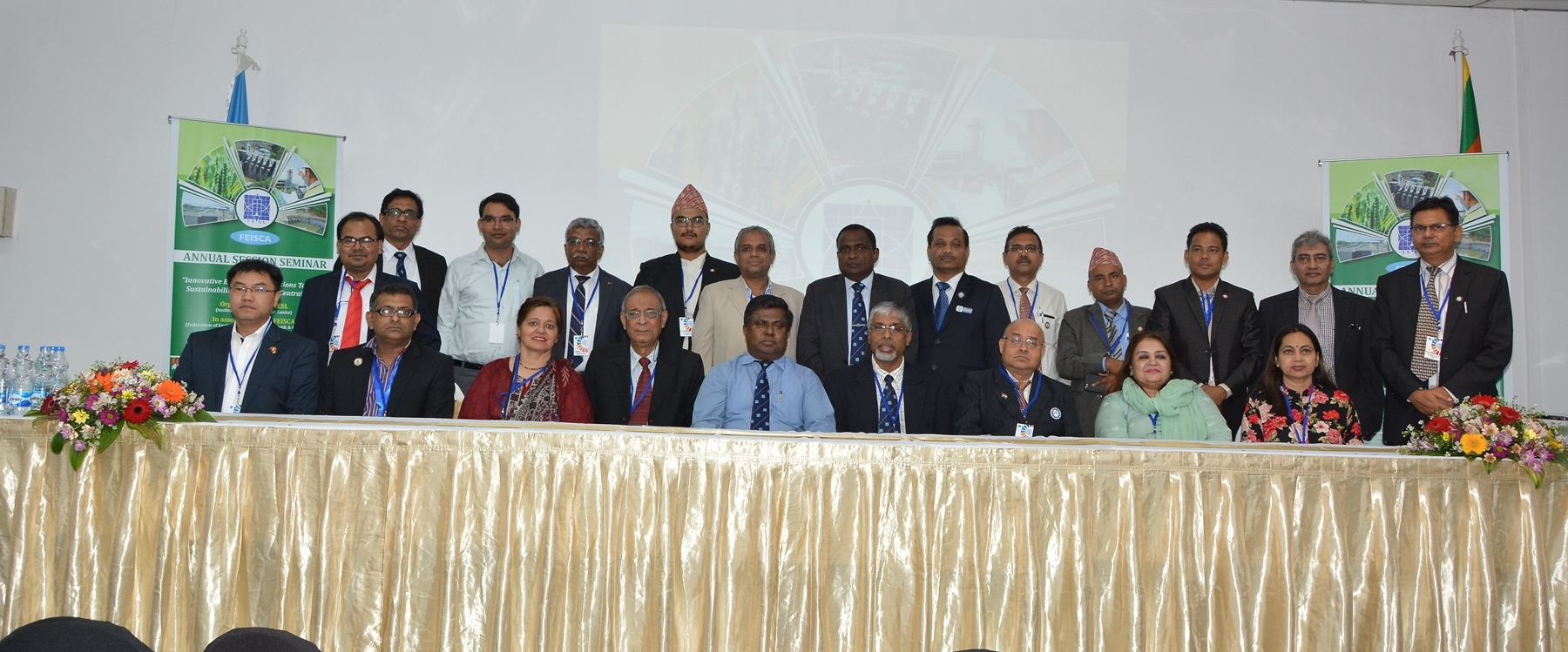 FEISCA - ANNUAL SESSION SEMINAR - COLOMBO